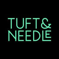 tuft and needle black logo